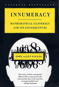 Innumeracy (cover)