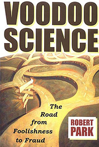 Voodoo Science (cover)