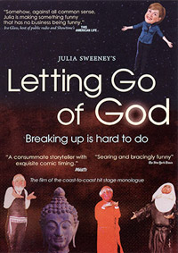 Letting Go of God (DVD cover)