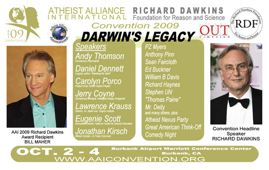 AAI/Dawkins Convention 2009