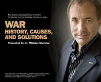War: History, Causes, and Solutions (CD cover)