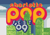 Charlotte Popfest 2009 logo