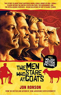 The Men Who Stare at Goats (cover)