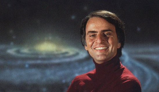 Carl Sagan from the book Carl Sagan: A Life
