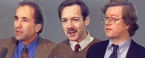 Shermer, Davidson, Poundstone