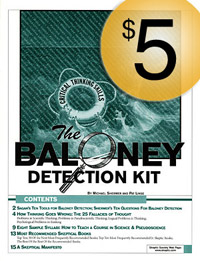 Baloney Detection Kit cover