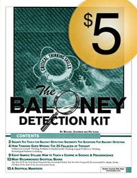 Baloney Detection Kit cover