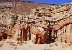 Redrock Canyon (photo by Gingi Yee)
