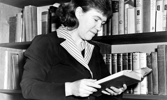 Margaret Mead, American cultural anthropologist. Source: Library of Congress Prints and Photographs Division, New York World-Telegram and the Sun Newspaper Photograph Collection. http://hdl.loc.gov/loc.pnp/cph.3c20226