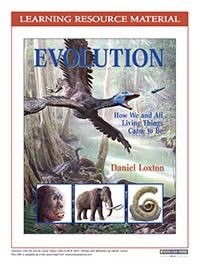 Evolution Learnign Resource (cover)