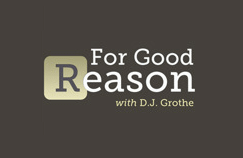 For Good Reason (podcast logo)