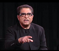 Deepak Chopra (still from ABC Nightline debate)