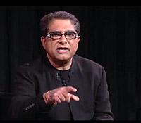 Deepak Chopra (still from ABC Nightline debate)