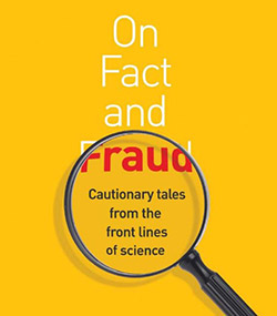 On Fact and Fraud (detail of cover)