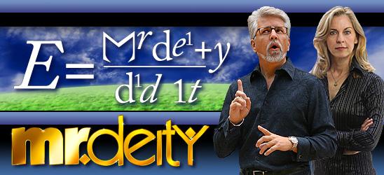 Mr. Deity banner