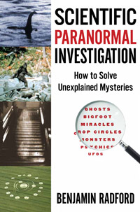 Scientific Paranormal Investigation (cover)