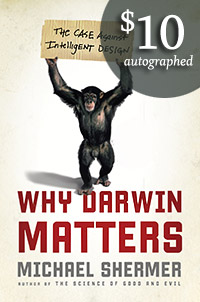 Why Darwin Matters (cover)