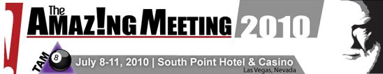 The Amazing Meeting 2010 (logo banner)