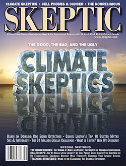 Skeptic magazine volume 15, number 4