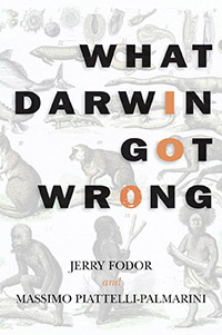 What Darwin Got Wrong (book cover)