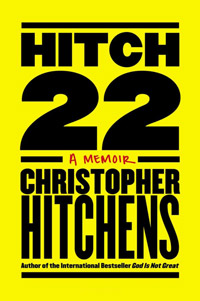 Hitch 22 (book cover)