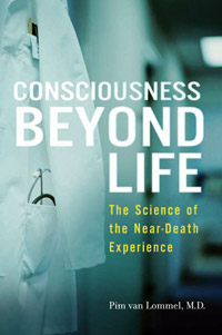 Consciousness Beyond Life (book cover)