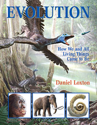 Evolution: How We and All Living Things Came to Be (book cover)