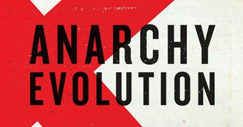 Anarchy Evolution (detail of book cover)