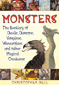 Monsters book cover