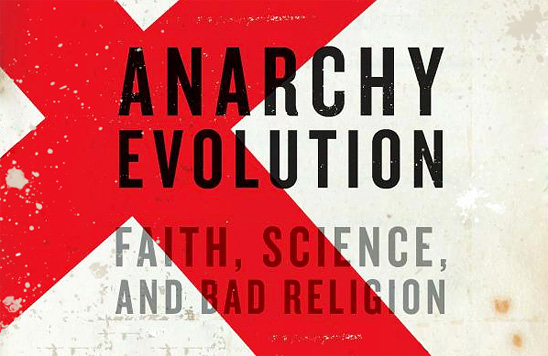 Anarchy Evolution (modified detail of cover)