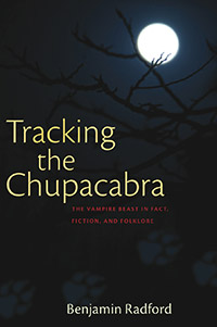 Tracking the Chupacabra (cover)