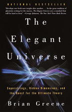 Elegant Universe (book cover)
