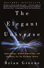Elegant Universe (book cover)