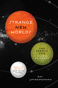 Strange New Worlds (book cover)