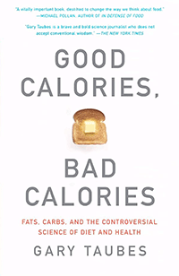 Good Calories, Bad Calories (cover)
