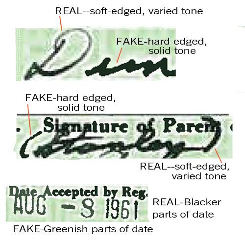 comparison A