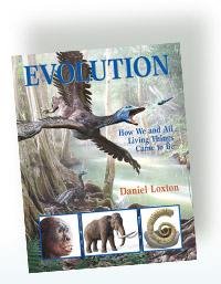 Evolution (book cover)