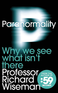 Paranormality (book cover)