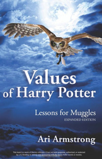 Values of Harry Potter (book cover)