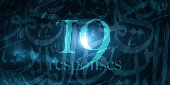 19 responses
