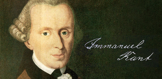 Immanuel Kant (image in public domain in the US because its copyright has expired; http://en.wikipedia.org/wiki/File:Kant_foto.jpg)