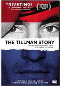 The Tillman Story (DVD cover)