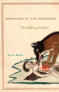 Monsters of the Gevaudan: The Making of a Beast (book cover)