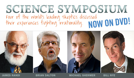 Science Symposium 2011 lectures now available on DVD!