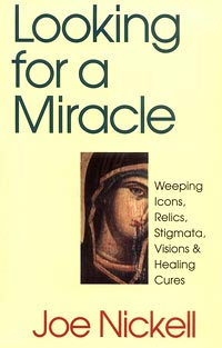 Looking for a Miracle (book cover)