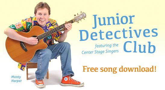 Download 'Junior Detectives Club' -- a Free Skeptics Mix Tape Bonus Track