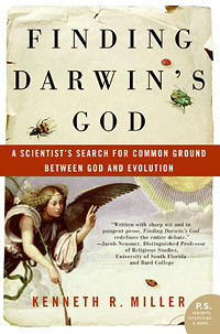 Finding Darwin's God (book cover)