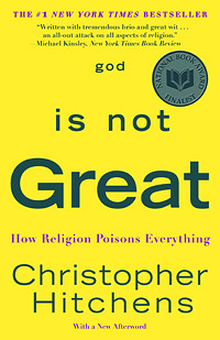 God is Not Great (book cover)