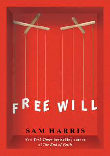 Free Will (book cover)