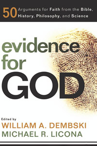 Evidence for God (book cover)